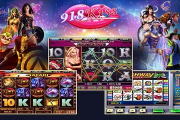Online Slots 918Kiss Review