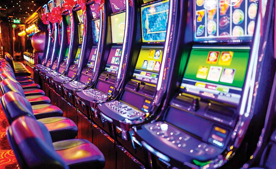 Why slot machines are becoming increasingly popular?