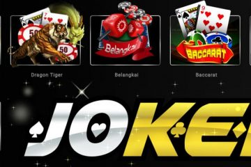 Joker123 online casino review