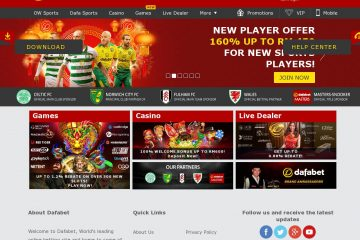 DAFABET IS THE MOST SECURE ONLINE BETTING SITE